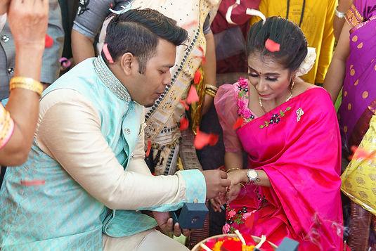 Engagement Diaries: Nandita & Tanooz