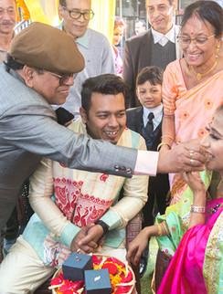 Engagement photography : Nandita & Tanooz