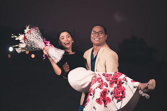 Pre-Wedding Shoot : Pankaj & Risha