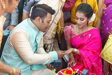 Wedding photographers in Guwahati, Assam, India