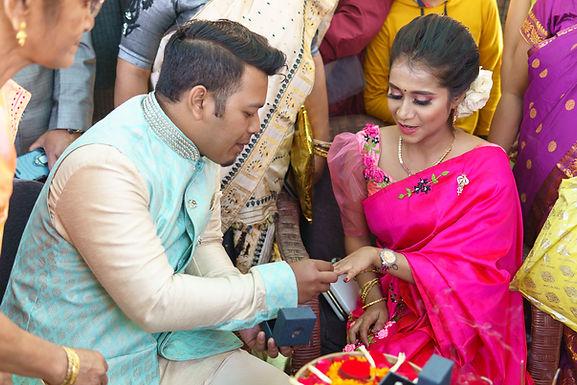 Wedding & ceremonies photography services in Guwahati, Assam