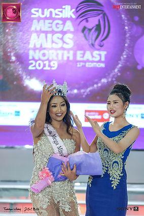 Sunsilk Mega Miss North East 2019 (17th Edition)