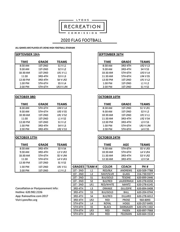 2020 FLAG FOOTBALL SCHEDULE (1)-page-001