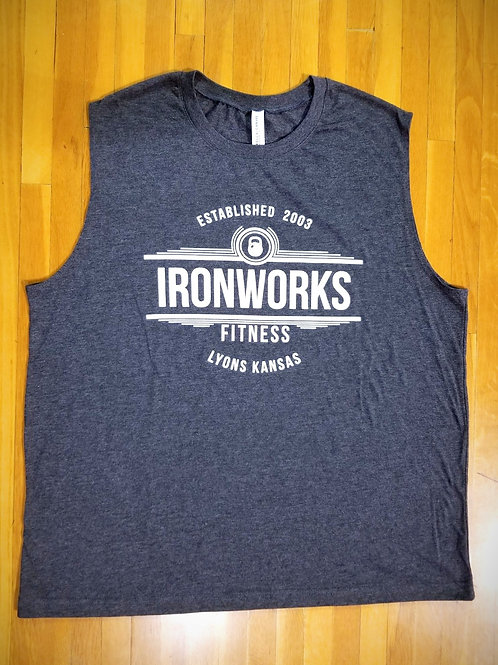 Ironworks Mens Muscle Tank