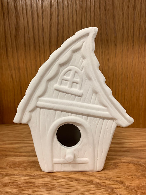 Bird House (small)