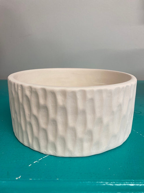 Short Imprint Bowl