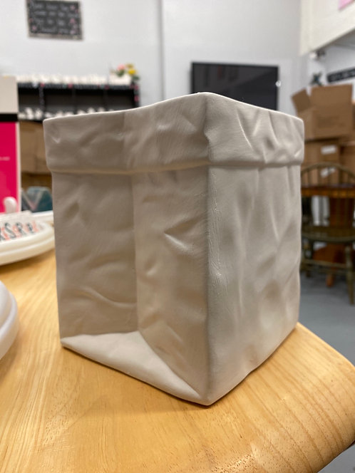Paper Bag Canister