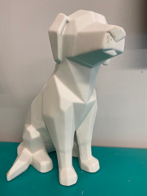Faceted Dog