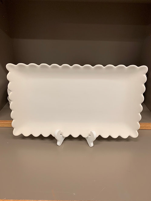 Rectangle Serving Dish