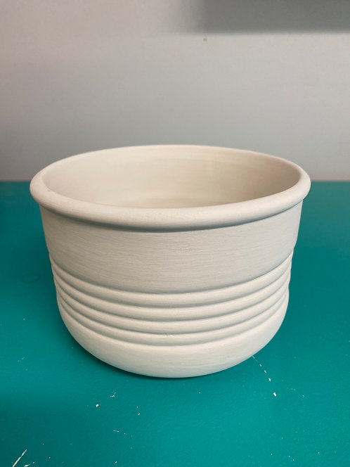 Bowl with Lines