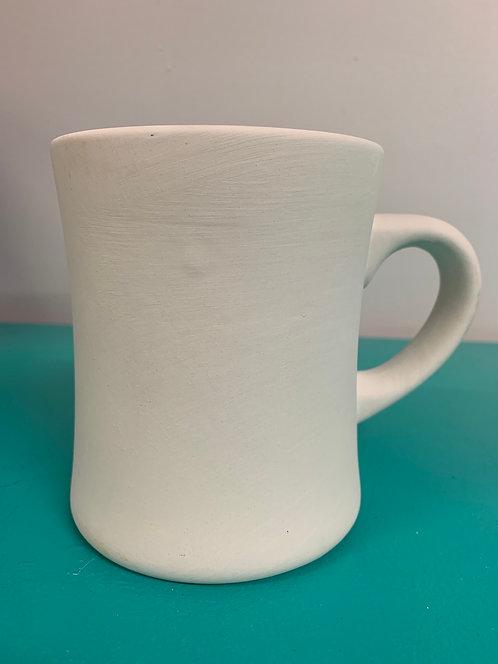 Large Concave Mug