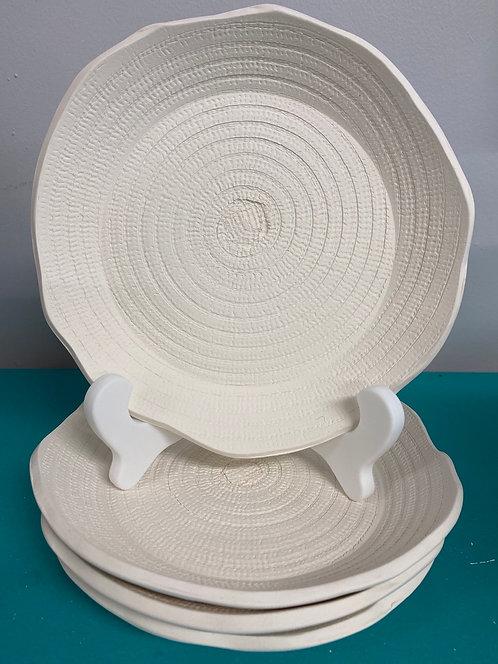 Weaved Plate