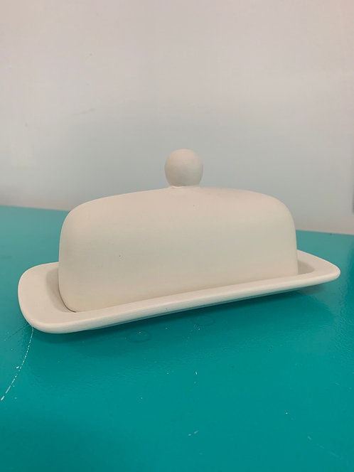 Butter Dish (with knob)