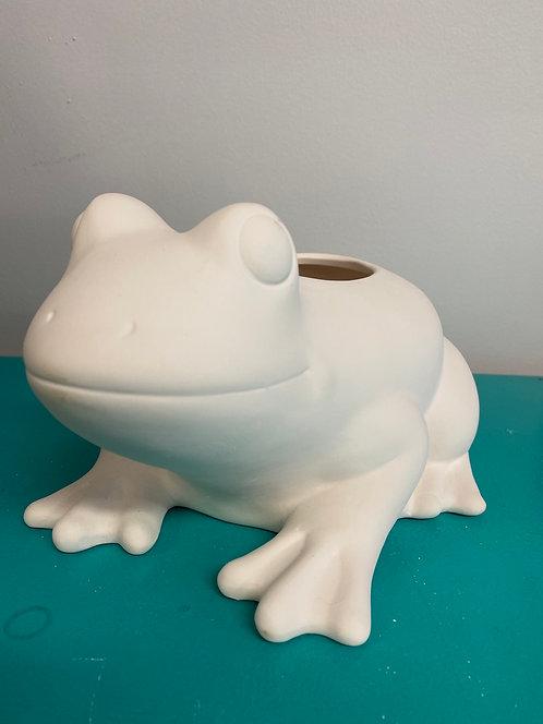 Frog Planter