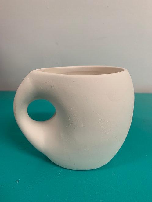 Small Rounded Mug