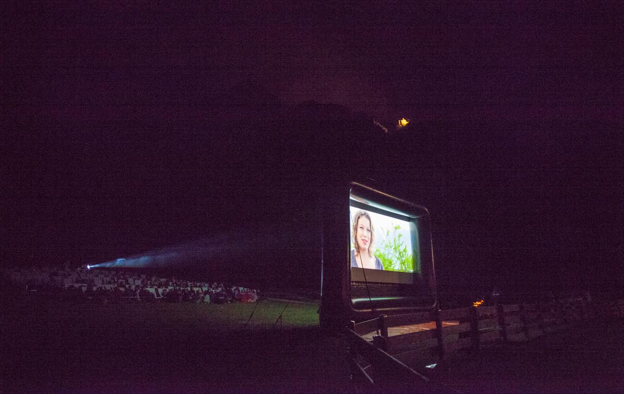 Movie Premiere at @Nordkette