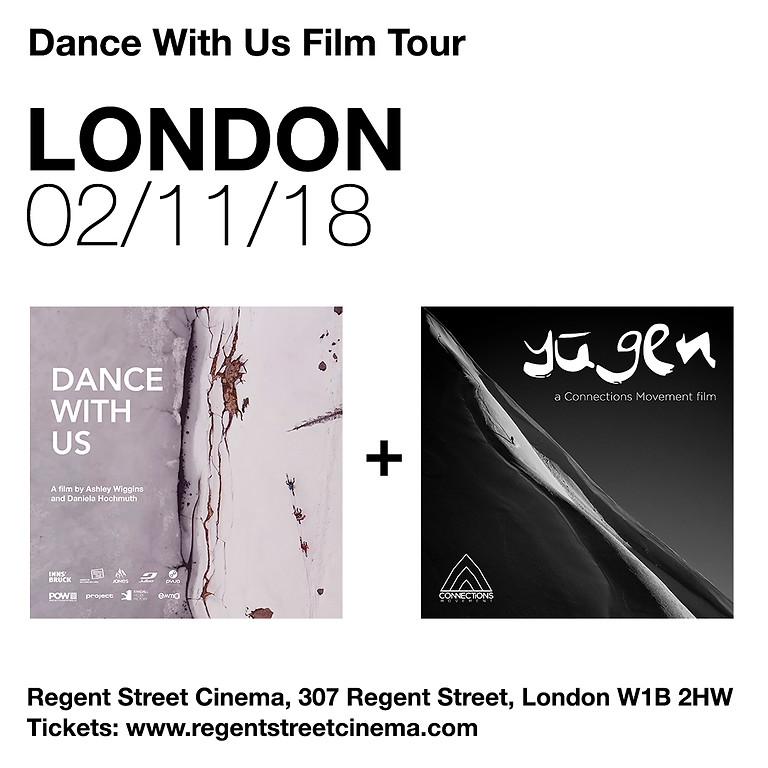 DanceWithUsFilmTour London: Yūgen & Dance With Us