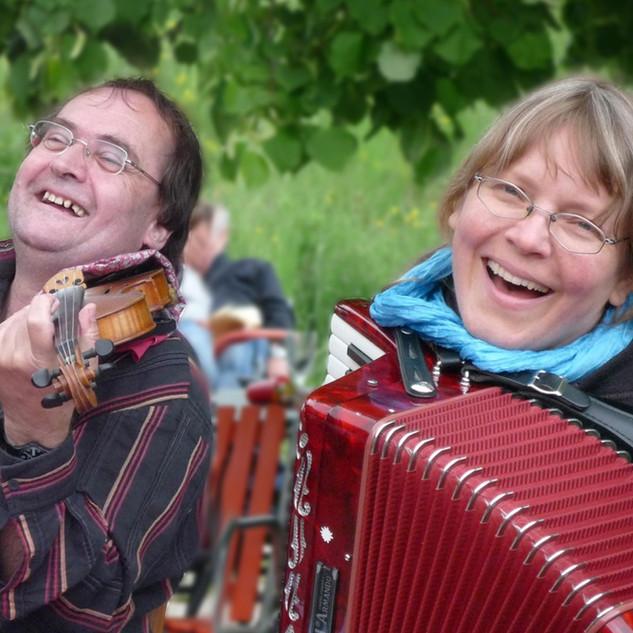 Matthias Gerber and Karin Jana Beck