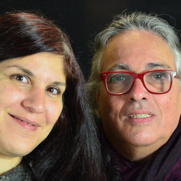 Satyamo Hernandez and Abha Federica Mariano