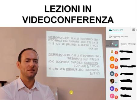 CORSO PREPARAZIONE TEST UNIVERSITARI (MEDICINA) IN VIDEOCONFERENZA
