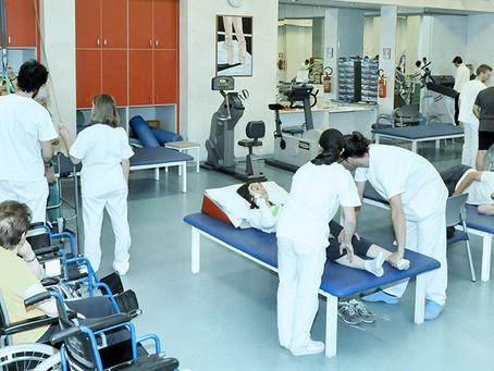 Test Fisioterapia Università San Raffaele (Milano)