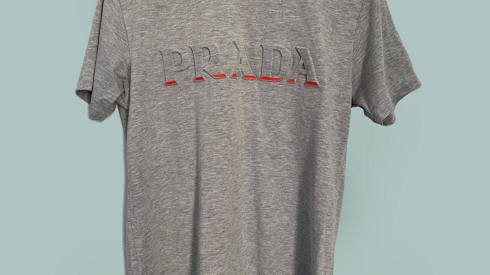 Prada spellout T-shirt
