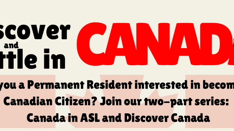 Discover and Settle in Canada | Free Classes