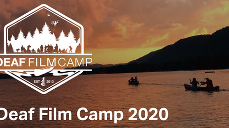 Deaf Film Camp Online Program