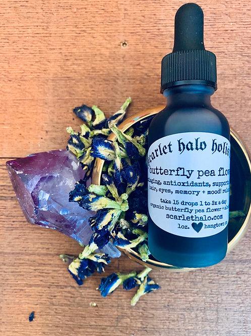 Butterfly Pea Flower Remedy