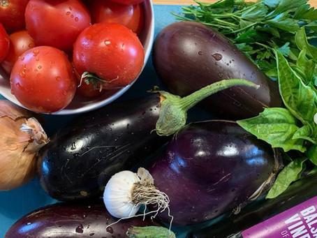 How to prepare eggplants?