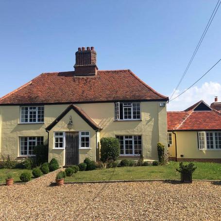 Grade 2 Listed Farm House Extension