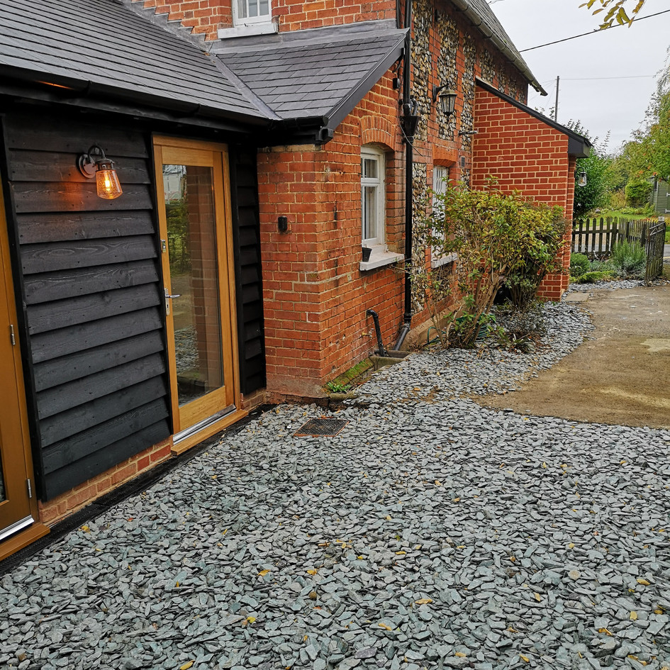 Grade 2 Listed Cottage Extension