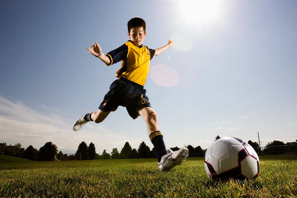 Sport Mind jongens en meisjes sportcollectie