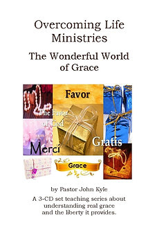 The Wonderful World of Grace