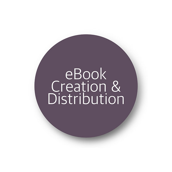 eBook Creation and Distribution
