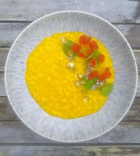 Recipe by Clare Mcelhatton. Follow theparchedpea on instagram for more recipes This recipe uses squash/pumpkin skin, flesh and seeds and...