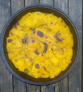 Recipe by Clare Mcelhatton. Follow theparchedpea on instagram for more recipes This easy recipe works with any pumpkin or winter squash....
