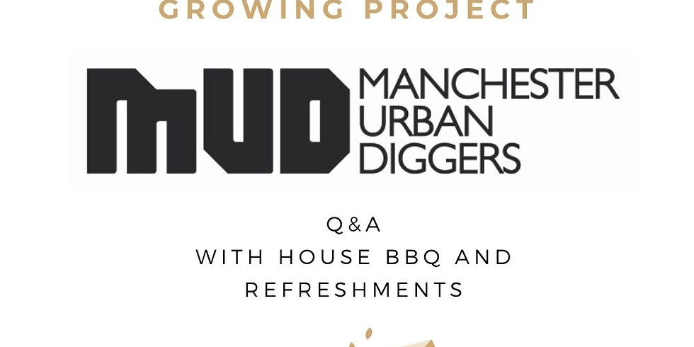 Setting up a community food growing project Q&A with MUD