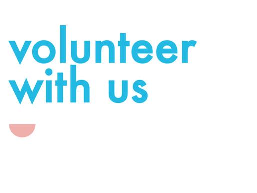 Volunteer Update Post - Volunteering with MUD in June!