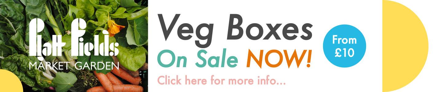 Veg Box Advert
