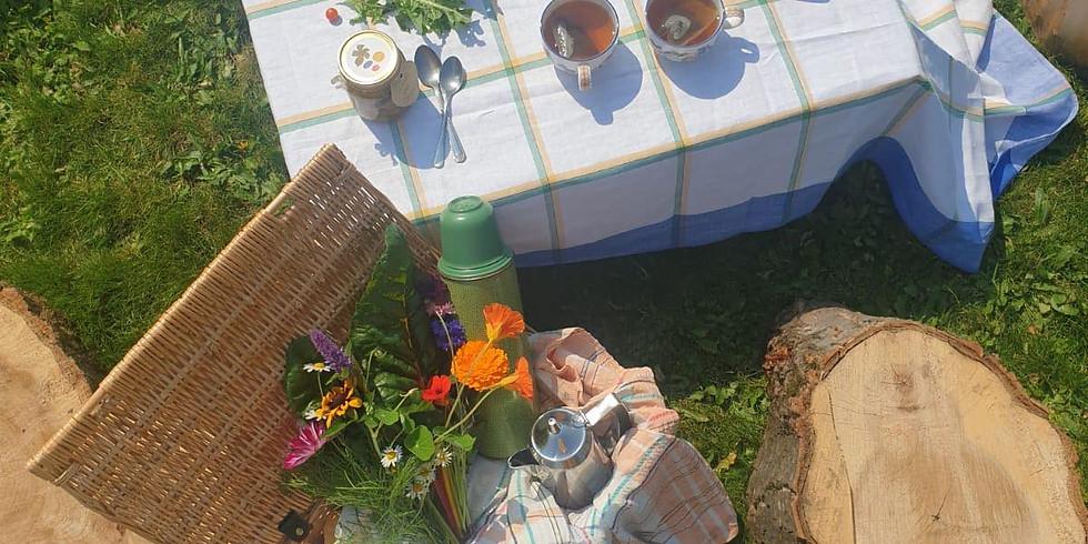 Picnic on the Market Garden