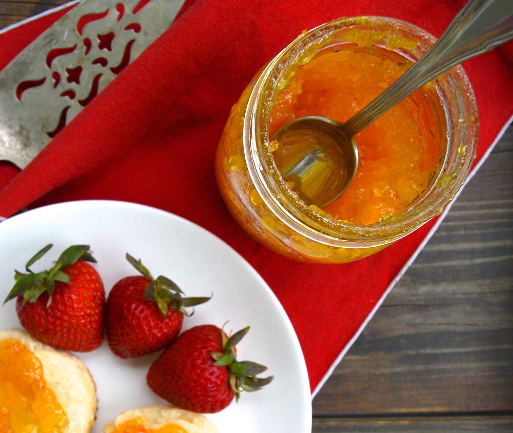 Marmalade in a Jar