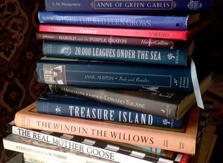 Raising Readers: Book Lists
