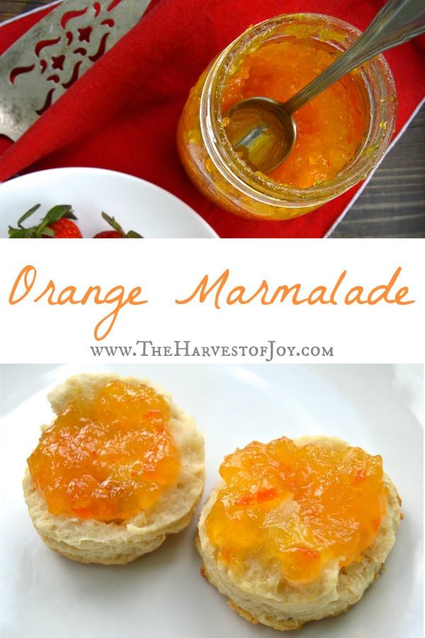 Marmalade Pin