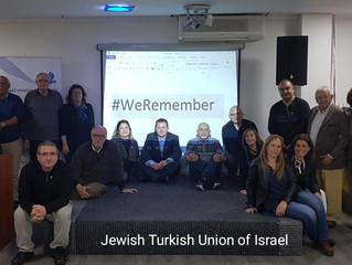 27 Ocak Uluslararası Holokost'u Anma Günü
