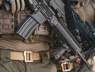 İsrael'li IWI yeni Piyade tüfeği Arad'ı duyurdu
