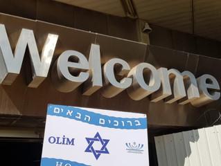 İsrael'e göç edenlerin sayısı 3.3 milyona ulaştı