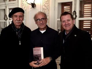 İYT Saraya'da Lozan Mübadilleri ile buluştu..