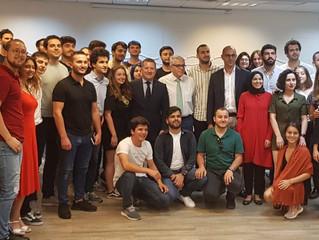İYT başkanı Türkiye'den genç girişimcilere seslendi