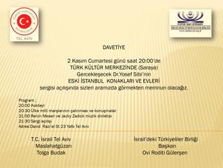 İYT'in Türk kültür merkezindeki etkinliği